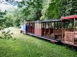 Strecke/187786/zug-der-parkeisenbahn-britz Zug der Parkeisenbahn BRITZ
