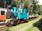 Dampf/187547/lok-44-mit-ihren-lorenzug Lok 44 mit ihren Lorenzug