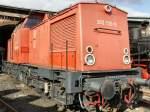 dieselloks/187854/ex-v100dr-2009-in-schoeneweide ex V100DR 2009 in Schöneweide