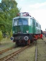 elektrolokomotiven/187726/br-218-in-schoeneweide-2009 BR 218 in Schöneweide 2009
