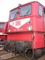 elektrolokomotiven/187908/br-142-ex-e-42-der BR 142, ex E 42 der DR